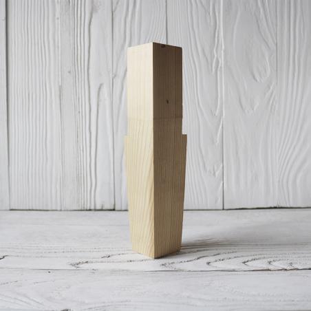 Деревянная ножка для мебели...