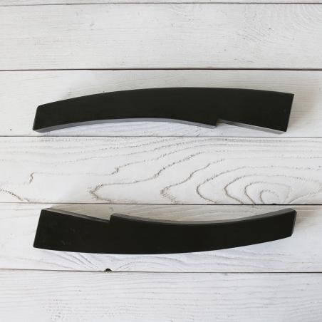 Деревянная косая ножка Н230...